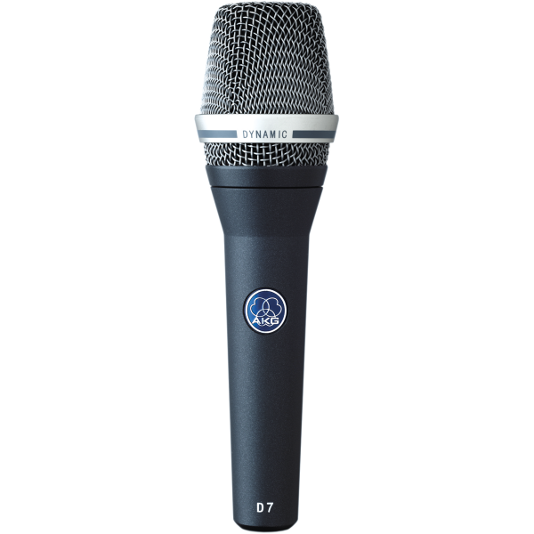 AKG D7 Dynamisk Vokal Mikrofon