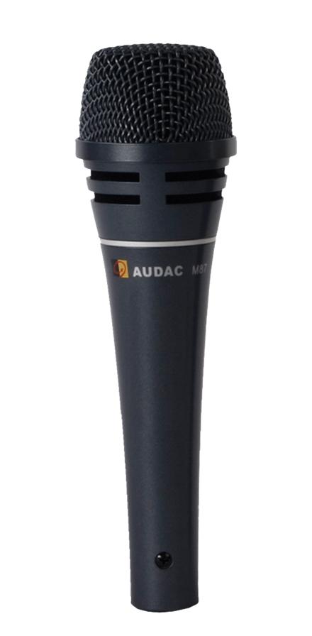 Audac M86 Dynamisk mikrofon