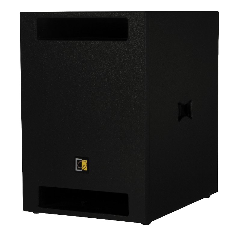 "Image of   Audac SX12 Subwoofer 12"" Dual coil 200W, sort"