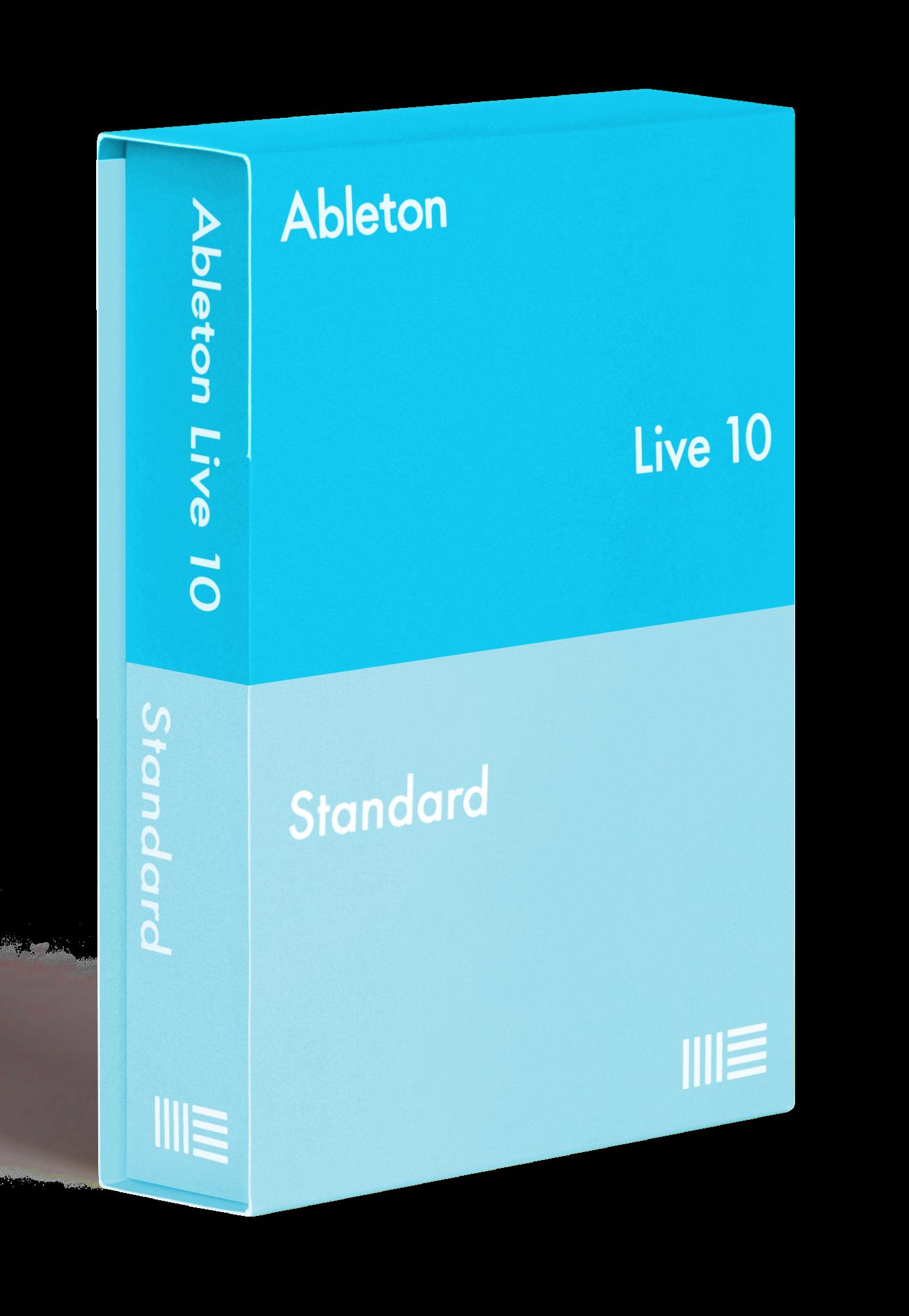 Billede af Ableton Live 10 UPGRADE Intro til Standard