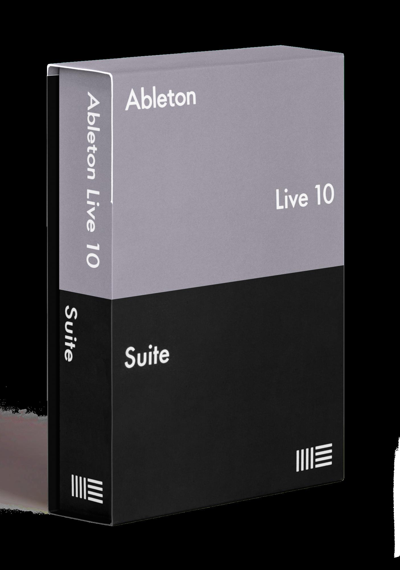 Billede af Ableton Live 10 Suite Software