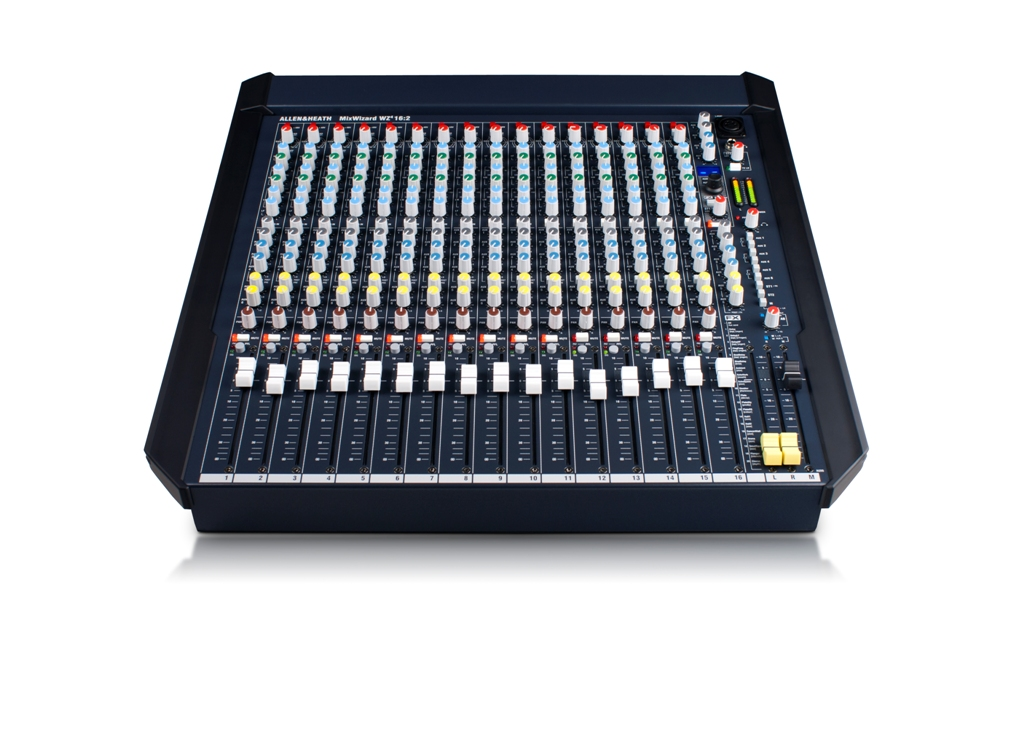 Image of   Allen & Heath MixWizard WZ4 16:2