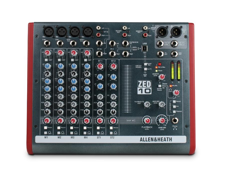 Allen & Heath ZED-1002