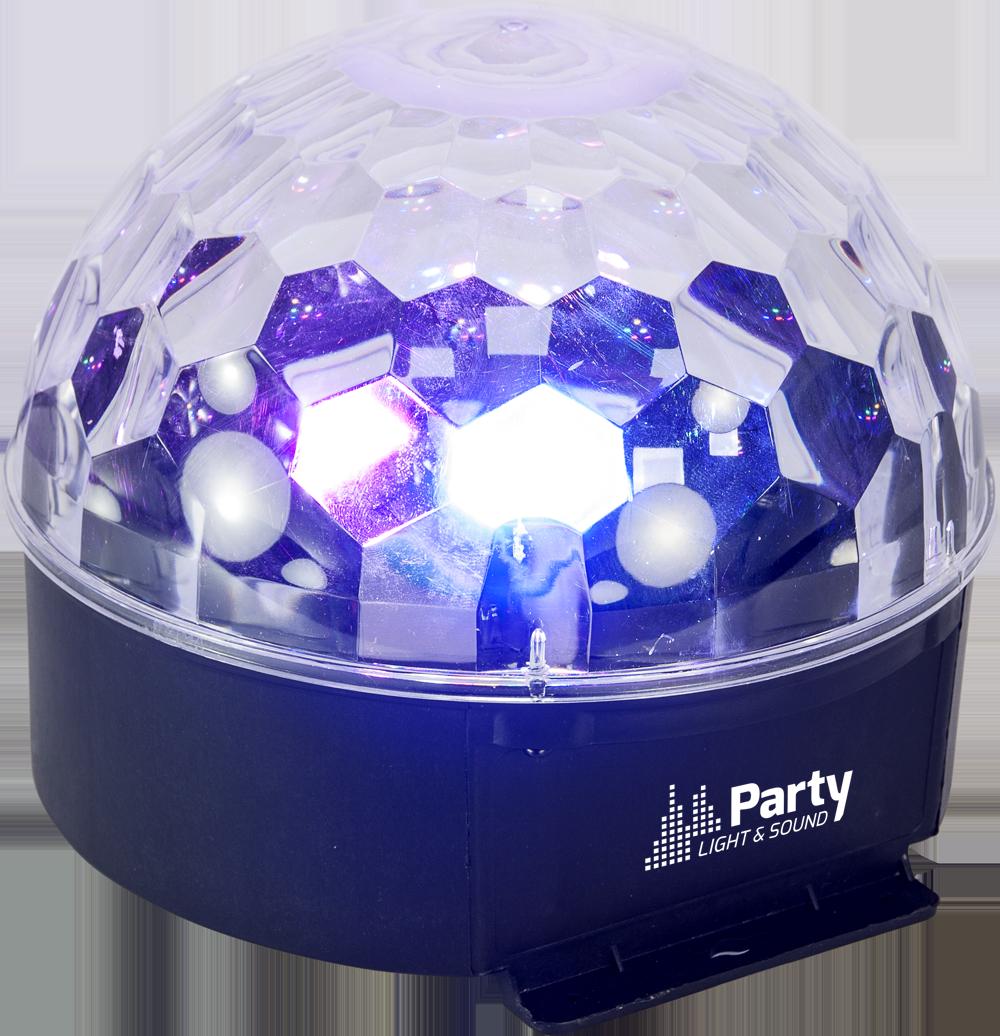 Astro LED lys effekt 6 farver