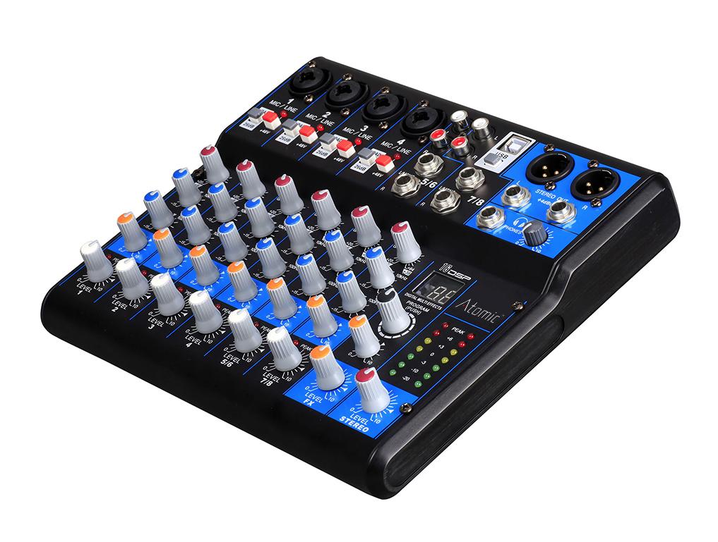 Atomic Mixer 402 (8 kanaler)
