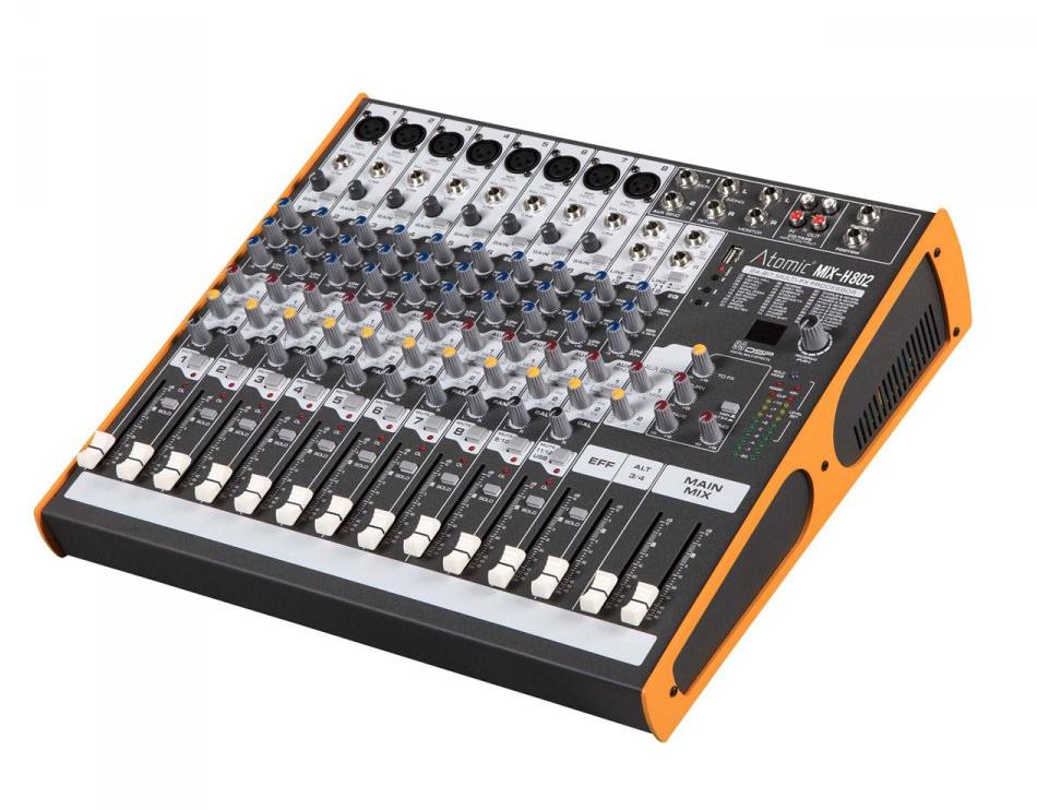 Atomic Mixer H-802
