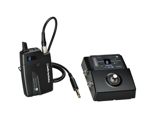 Antenner til trådløse mikrofoner