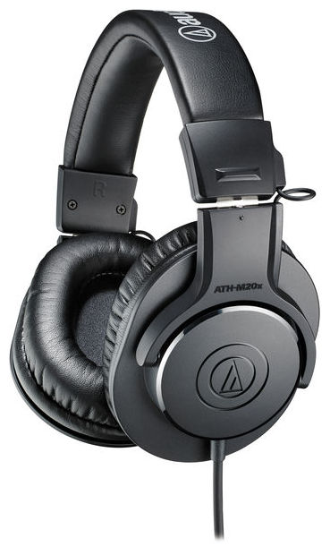 Image of   Audio-Technica ATH-M20X