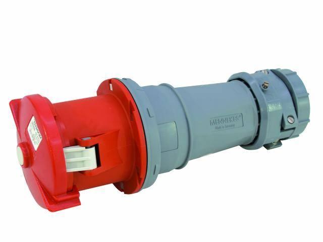 CEE 230V/125A 5 Pol Hun IP67 - Mennekes