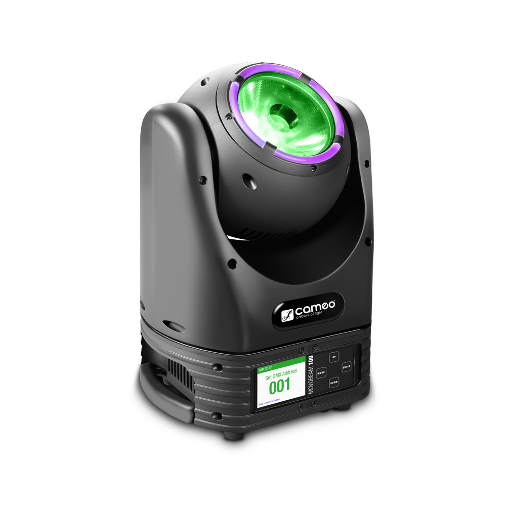 Image of   Cameo MOVO BEAM 100 Moving Head