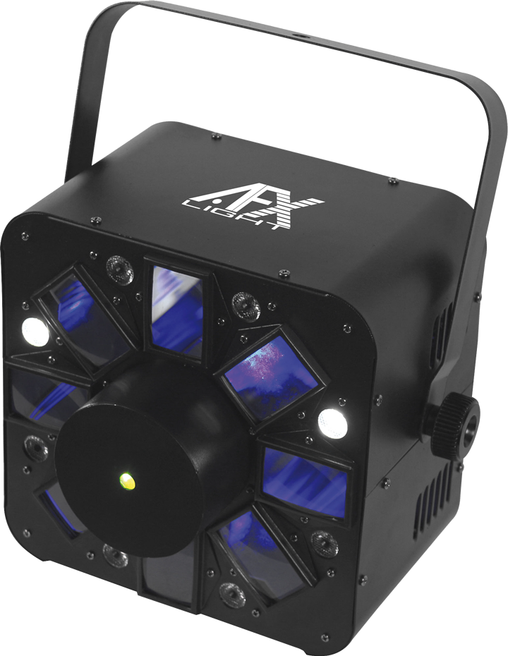 Image of   AFX Combo FWL-RB 3IN1 LED lyseffekt