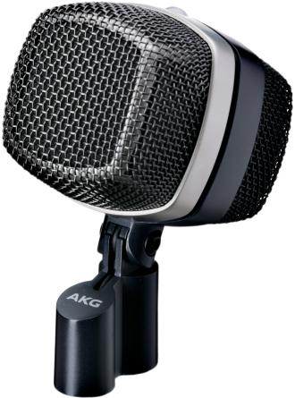AKG D12VR Dynamisk Stortromme Mikrofon