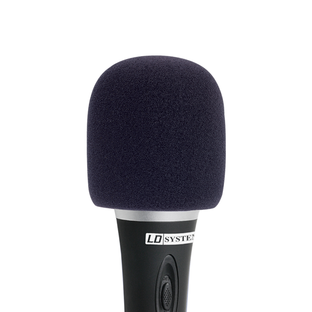 LD Systems D 913 Vindhætte til mikrofoner (40-50mm) Sort