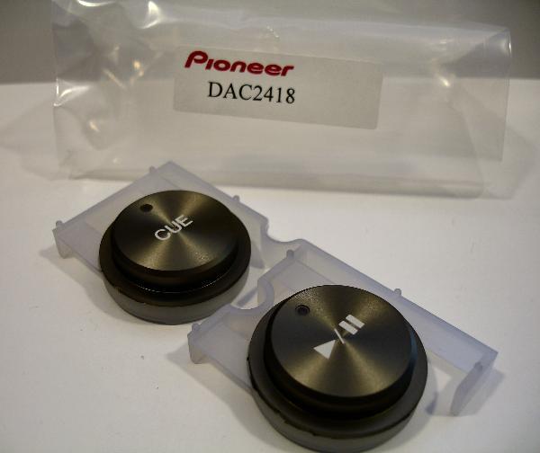 Image of   DAC-2418 Play/Cue Knapper - Pioneer