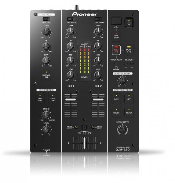 Pioneer mixere