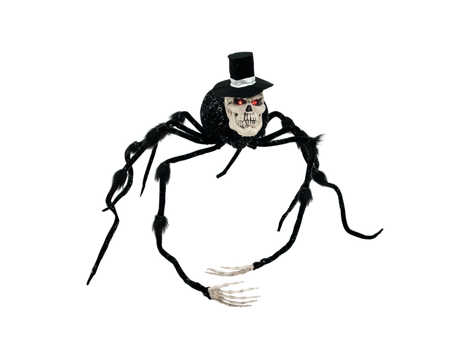 Image of   Halloween edderkoppegom, 70 cm