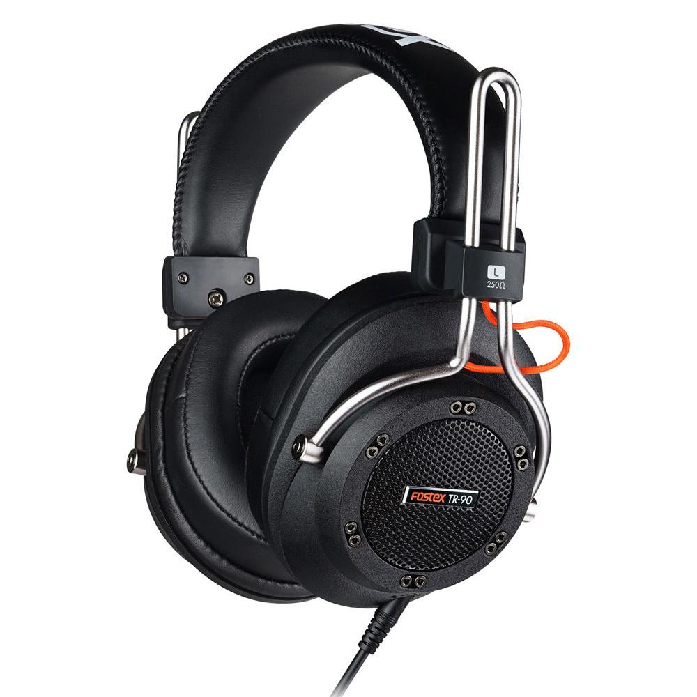 Billede af Fostex TR90-80 dynamisk hovedtelefon, halvåben, 80 Ohm