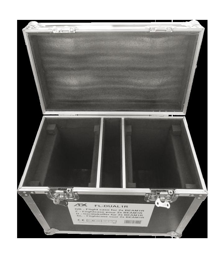 AFX - Dual Flightcase til Beam 1R