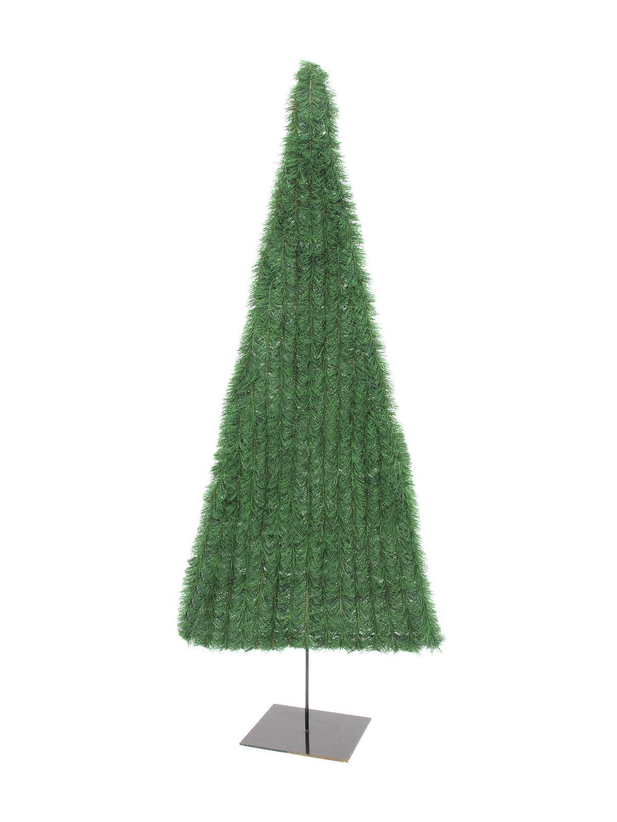 Billede af Fir tree, flat, light green, 120cm