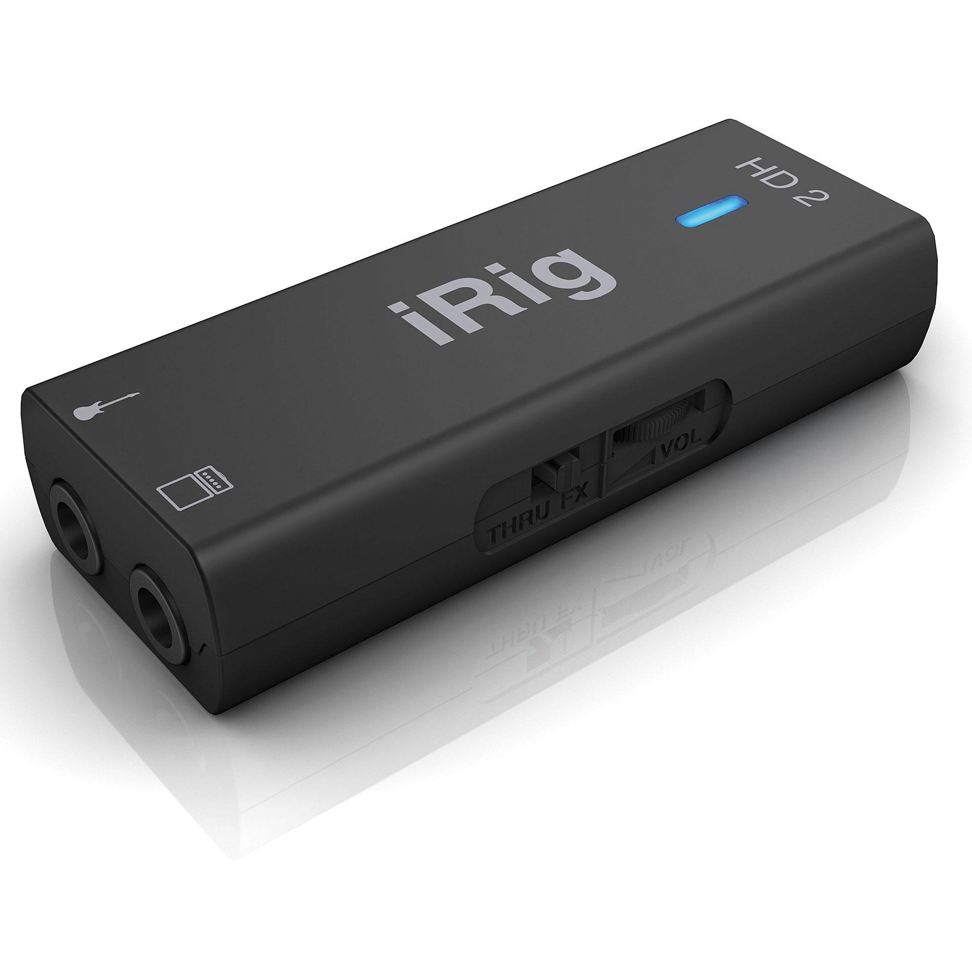 Image of   IK Multimedia iRig HD 2
