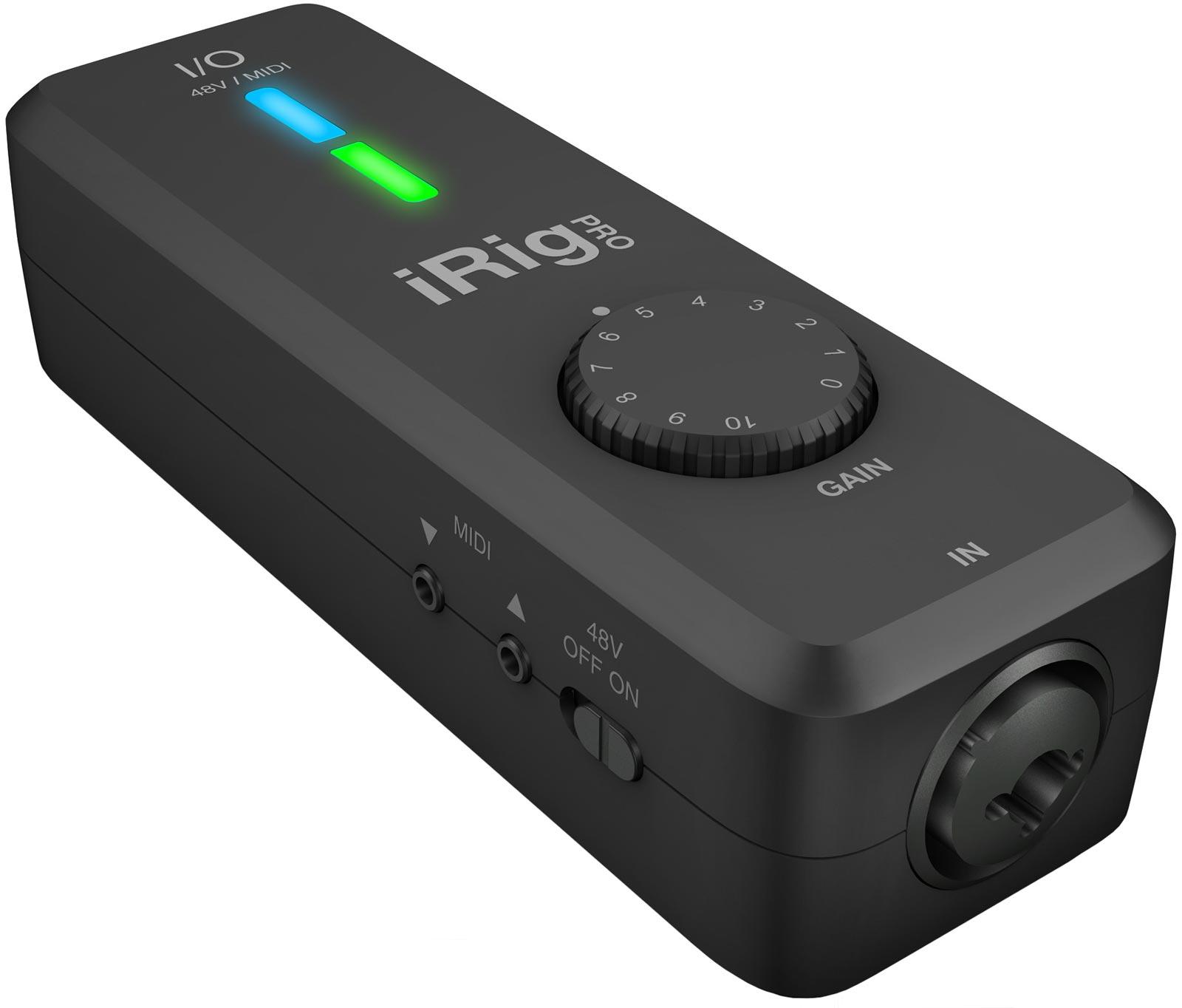 Image of   IK Multimedia iRig Pro I/O