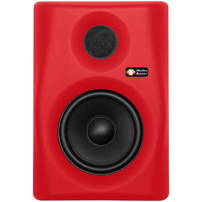 Image of   Monkey Banana Gibbon 5 studie højttalere, rød