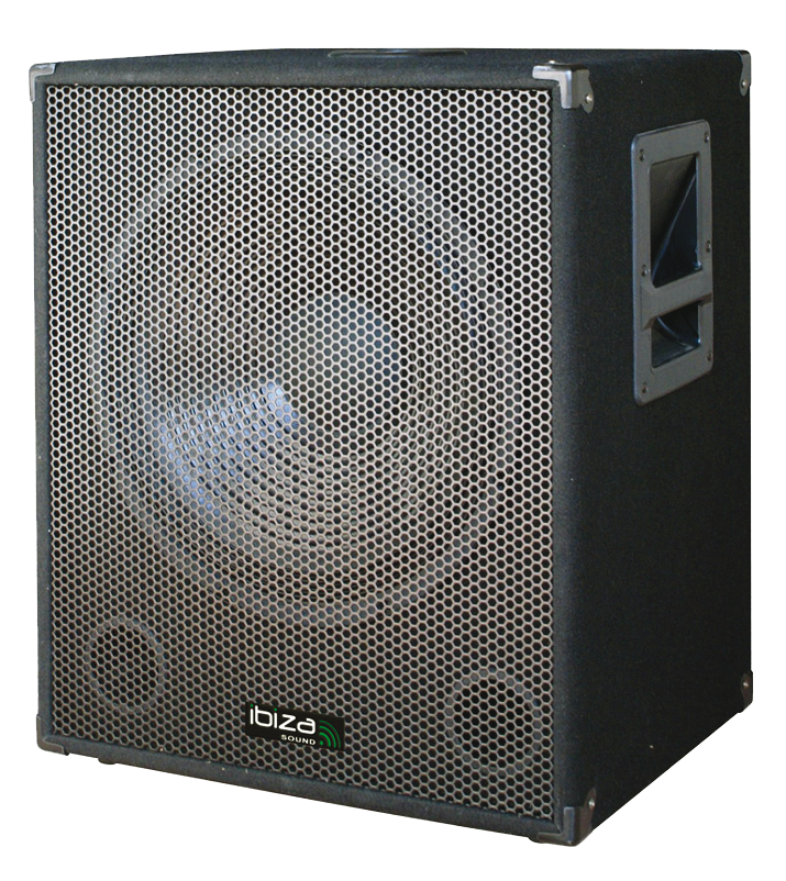 "Image of   Ibiza 15"" Aktiv Subwoofer 800 Watt"