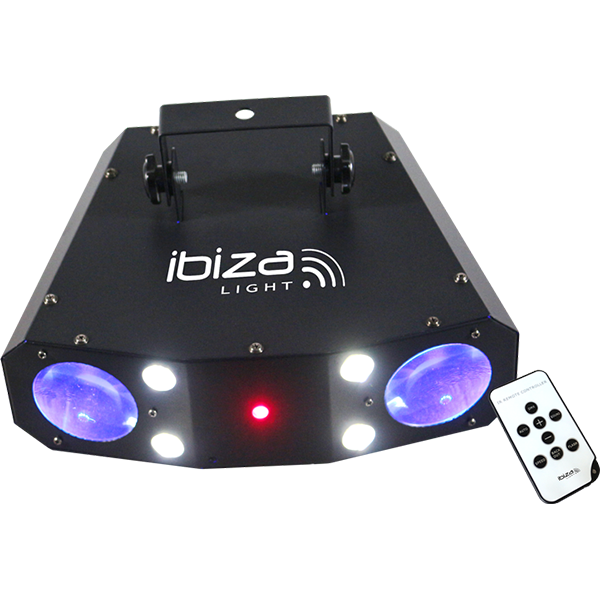 Image of   Ibiza MSL LED lyseffekt