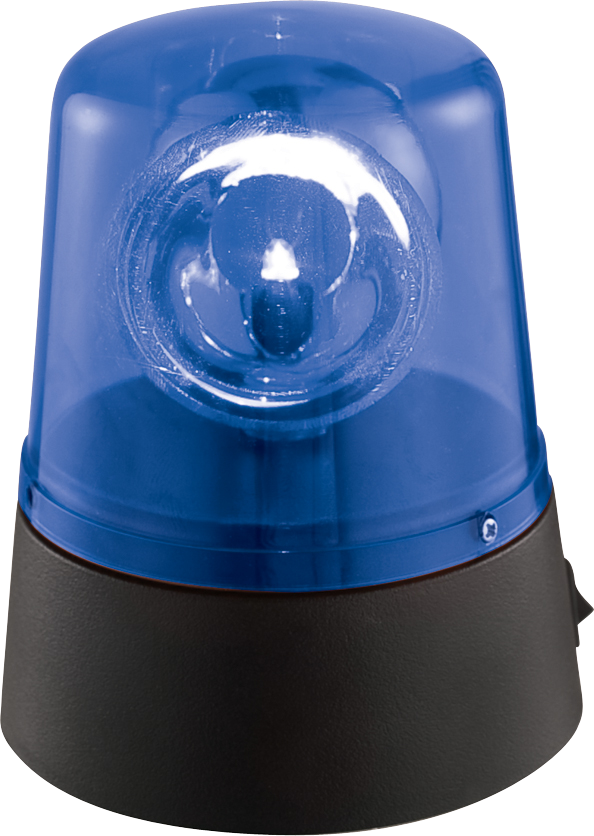 Image of   Ibiza LED Beacon light Blå
