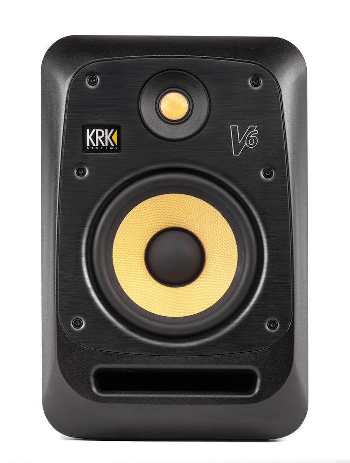 Image of   KRK V6 S4 studiehøjttaler