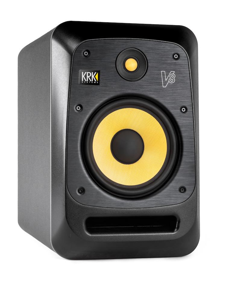 Image of   KRK V8 S4 studie højttaler