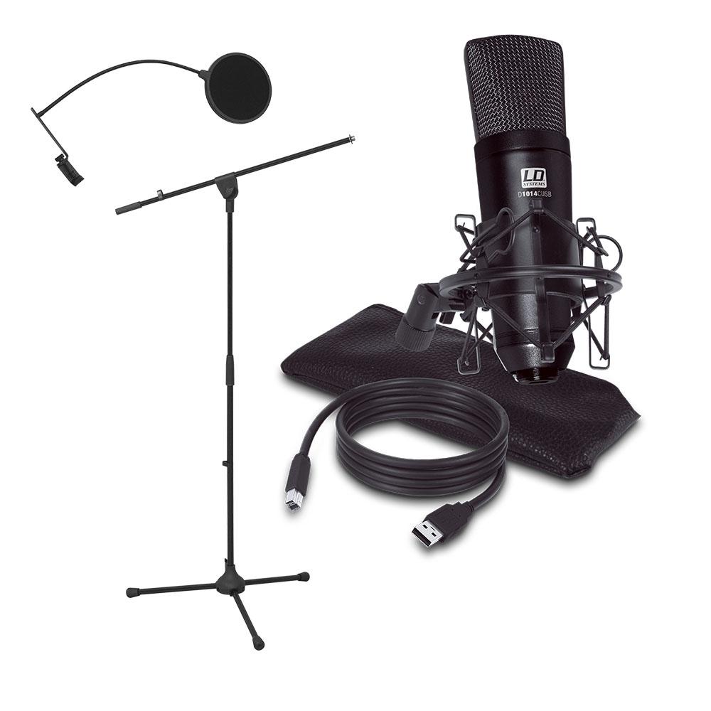 Billede af LD Systems PODCAST 2 Studie mikrofon sæt
