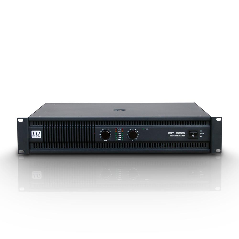 LD Systems DEEP2 600 Forstærker 2x300W 8 Ohm