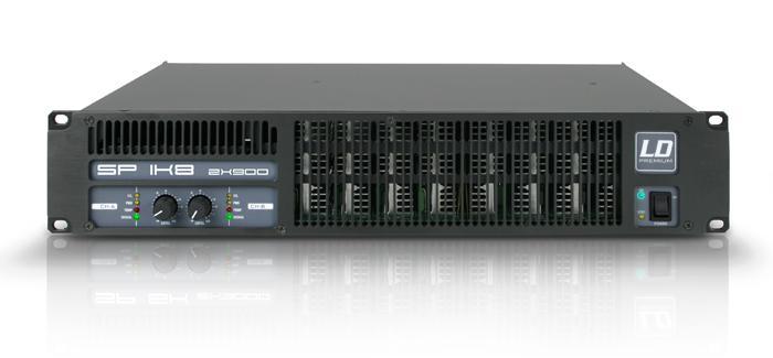 LD Systems SP 1K8 Forstærker 2 x 325W 8 Ohm