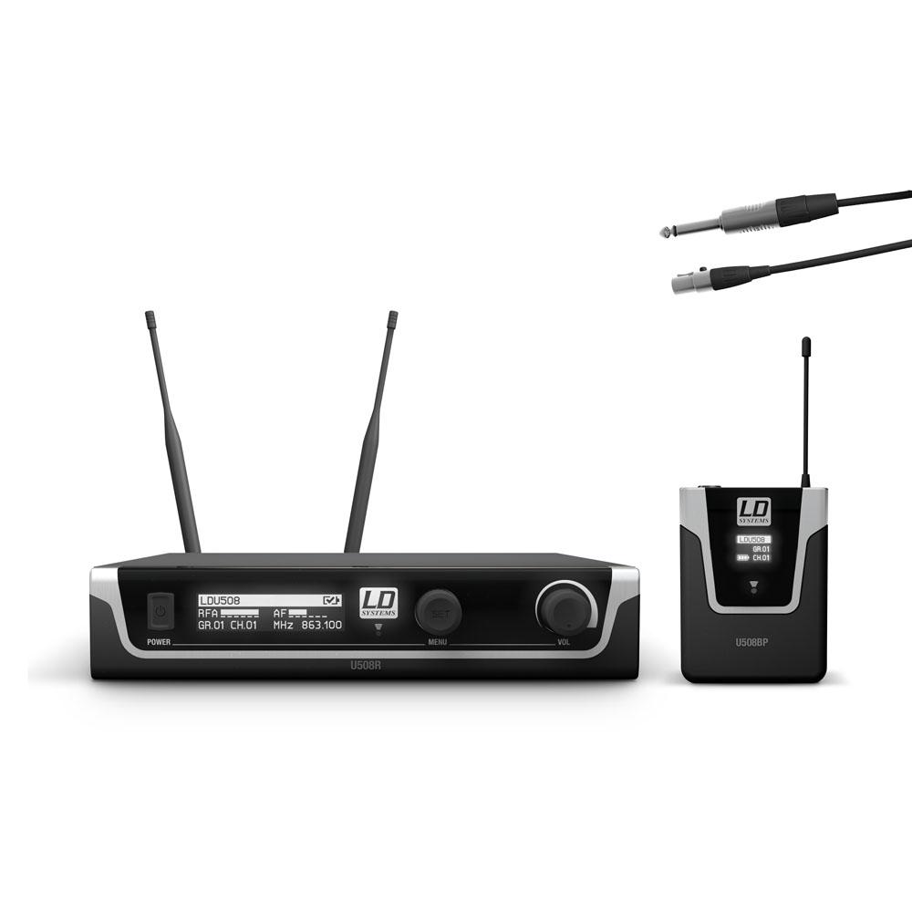 LD Systems U508 BPG - Trådløs mikrofon System