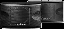Image of   150 watt karaoke højttalersæt