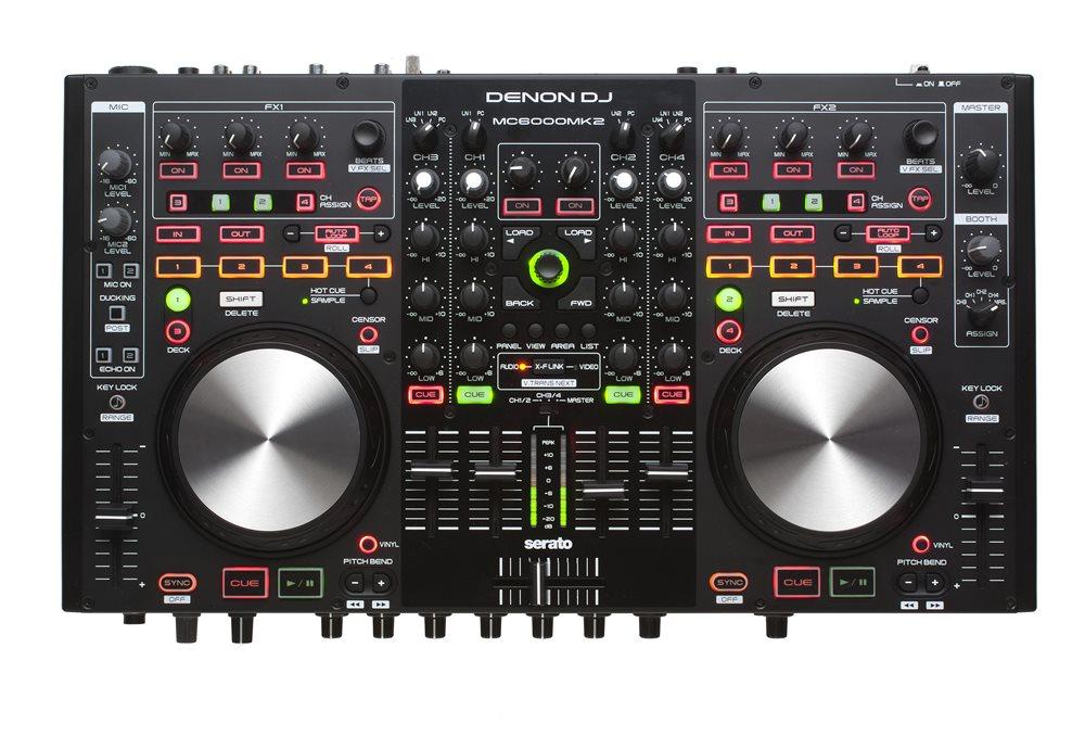 Denon DN-MC6000MK2 DJ Controller