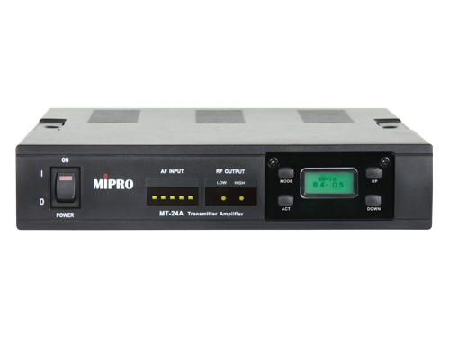 Image of   Mipro interlink transmitter ½ /1 unit 2.4 GHz