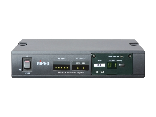 Mipro interlink transmitter ½ /1 unit 8B=850 - 874 MHz