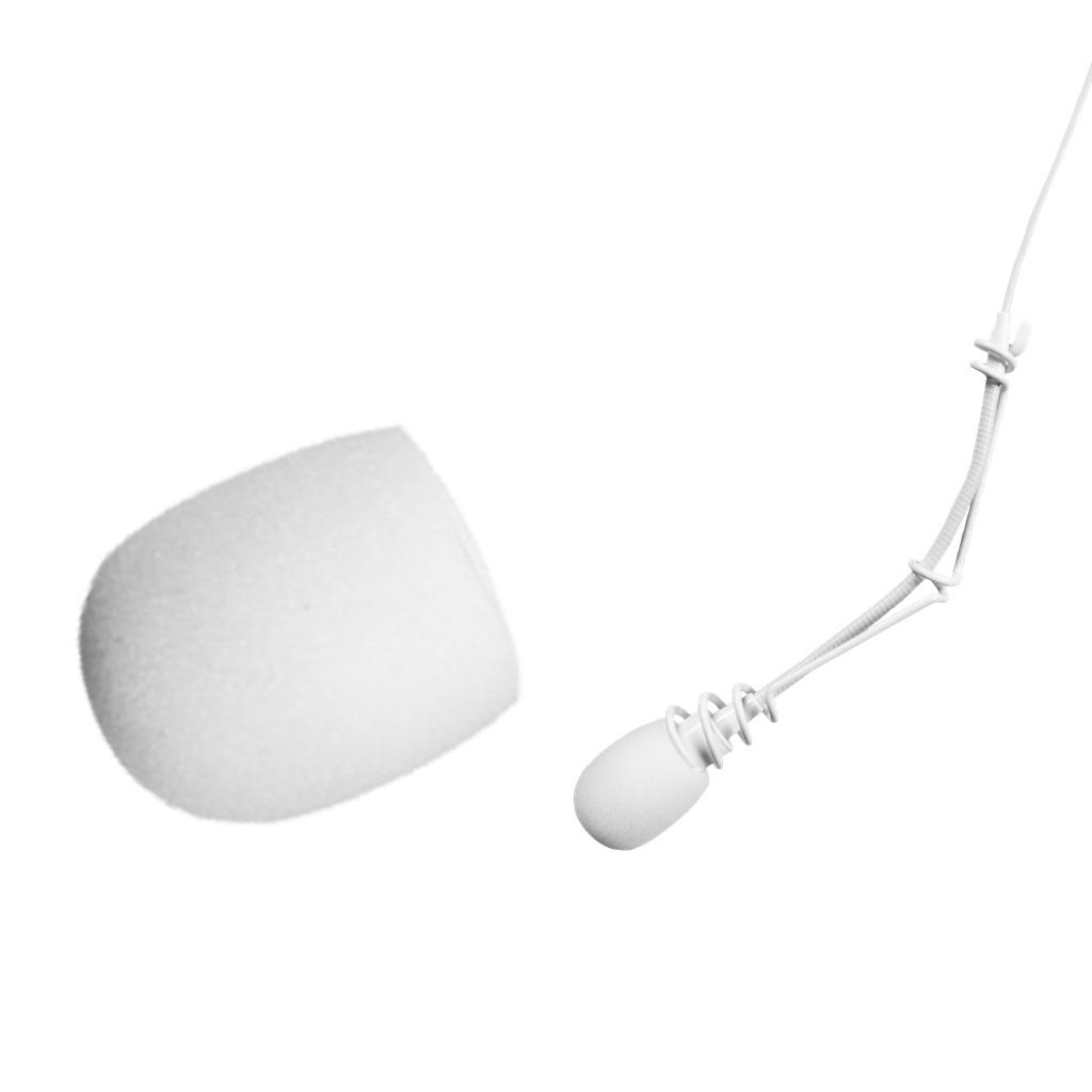Audac MWS380 vindhætte til CMX380 mikrofon, Hvid