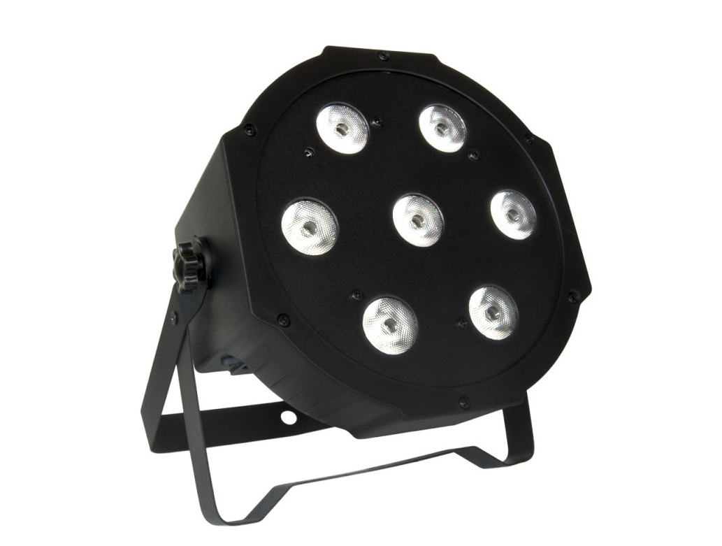 Image of   Marconi LED spot 7x10W RGBW