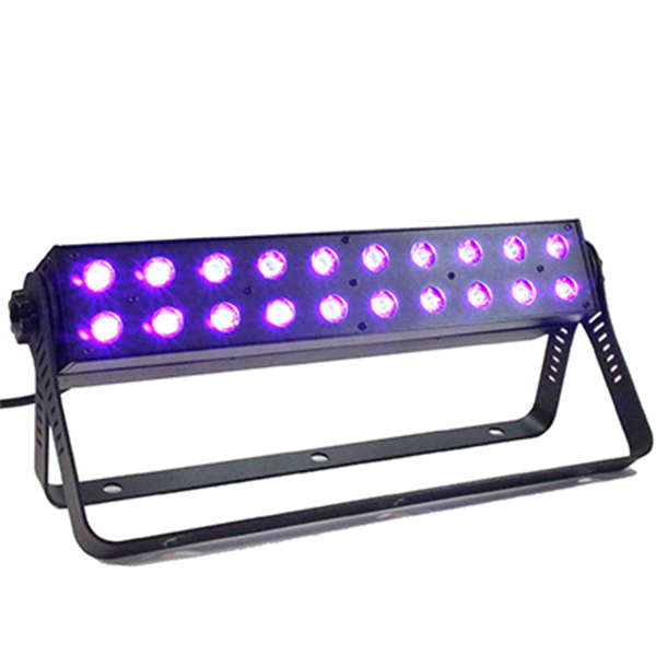 Marconi UV LED BAR 20x3 watt DMX