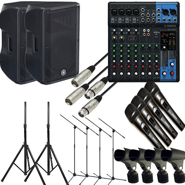 Musiker Setup 2