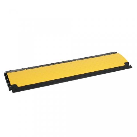 Billede af Defender Nano Kabel beskytter med 6 kanaler gul