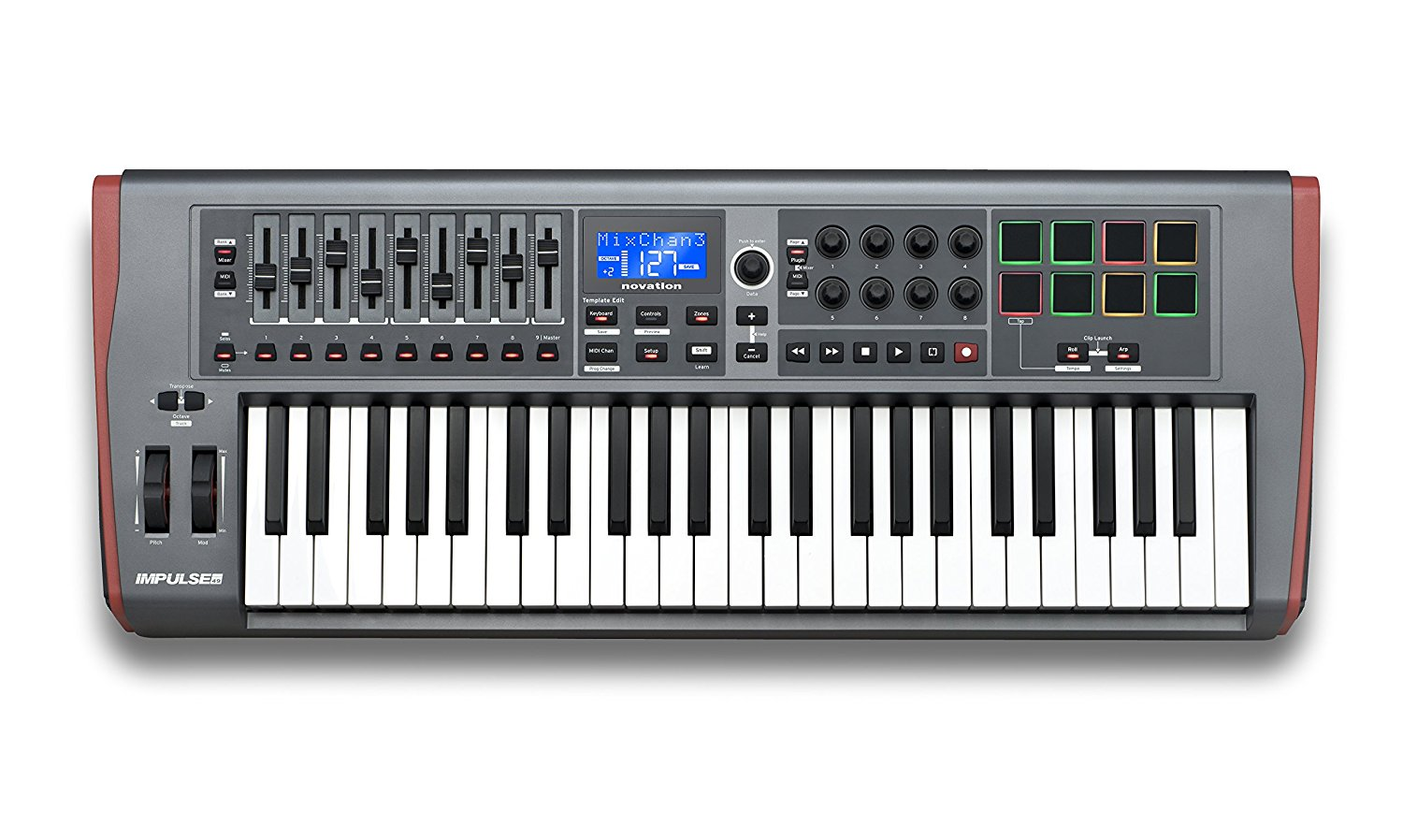 Image of   Novation Impulse 49