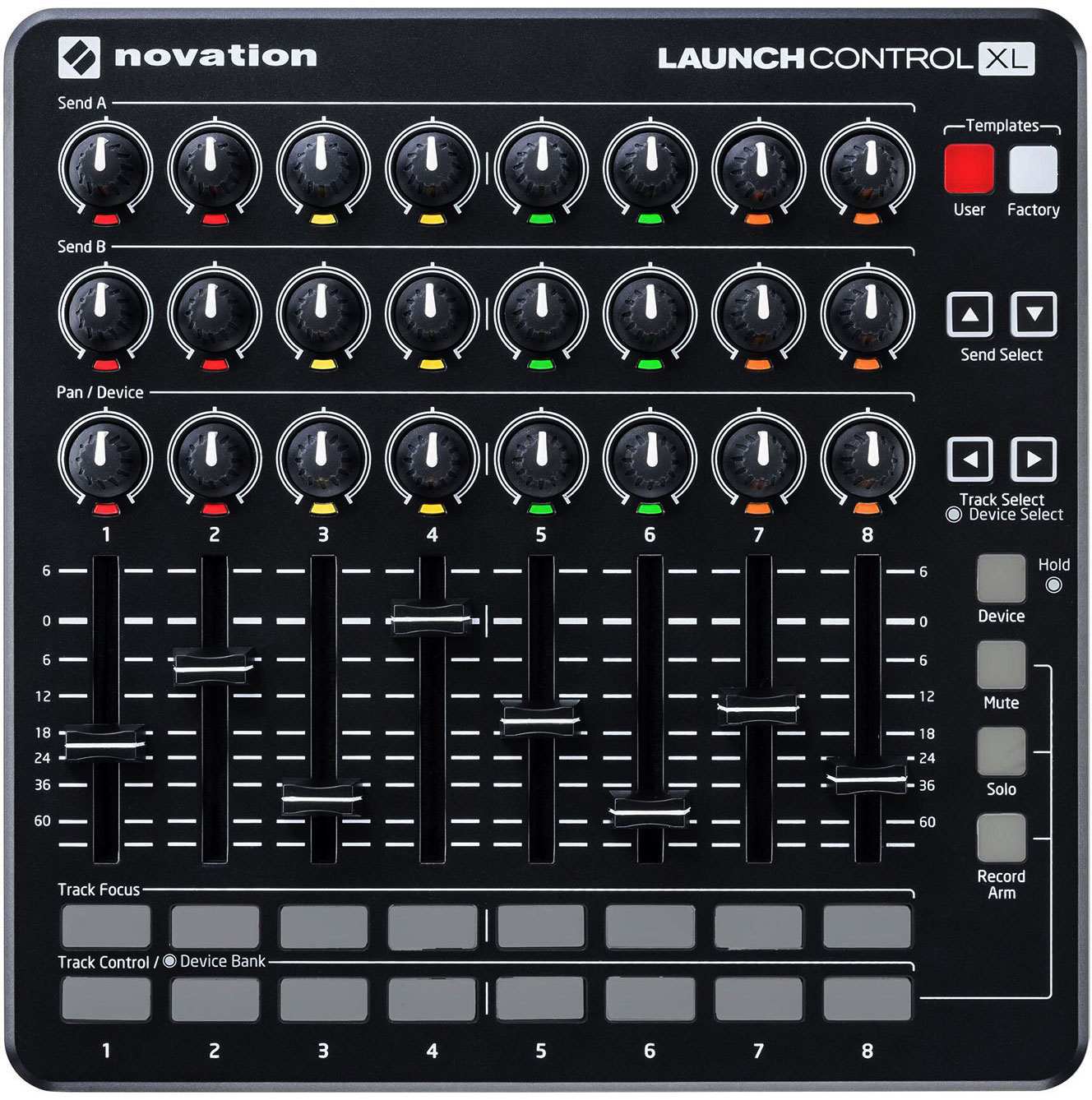 Image of   Novation Launch Control XL