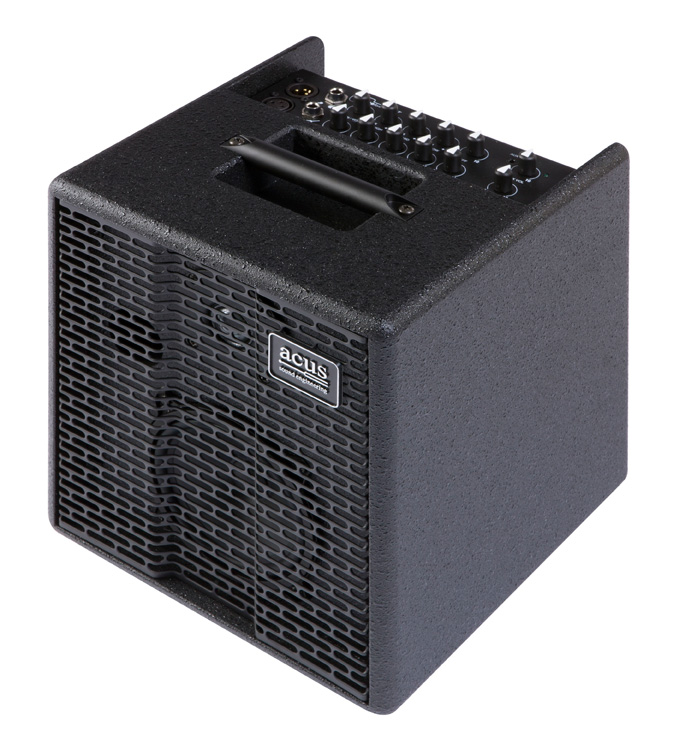 Image of   Acus One For Strings 5T, 50 W, Sort