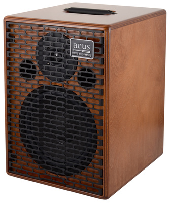 Image of   Acus One 8 Extension Aktiv højttaler, 200W, Wood