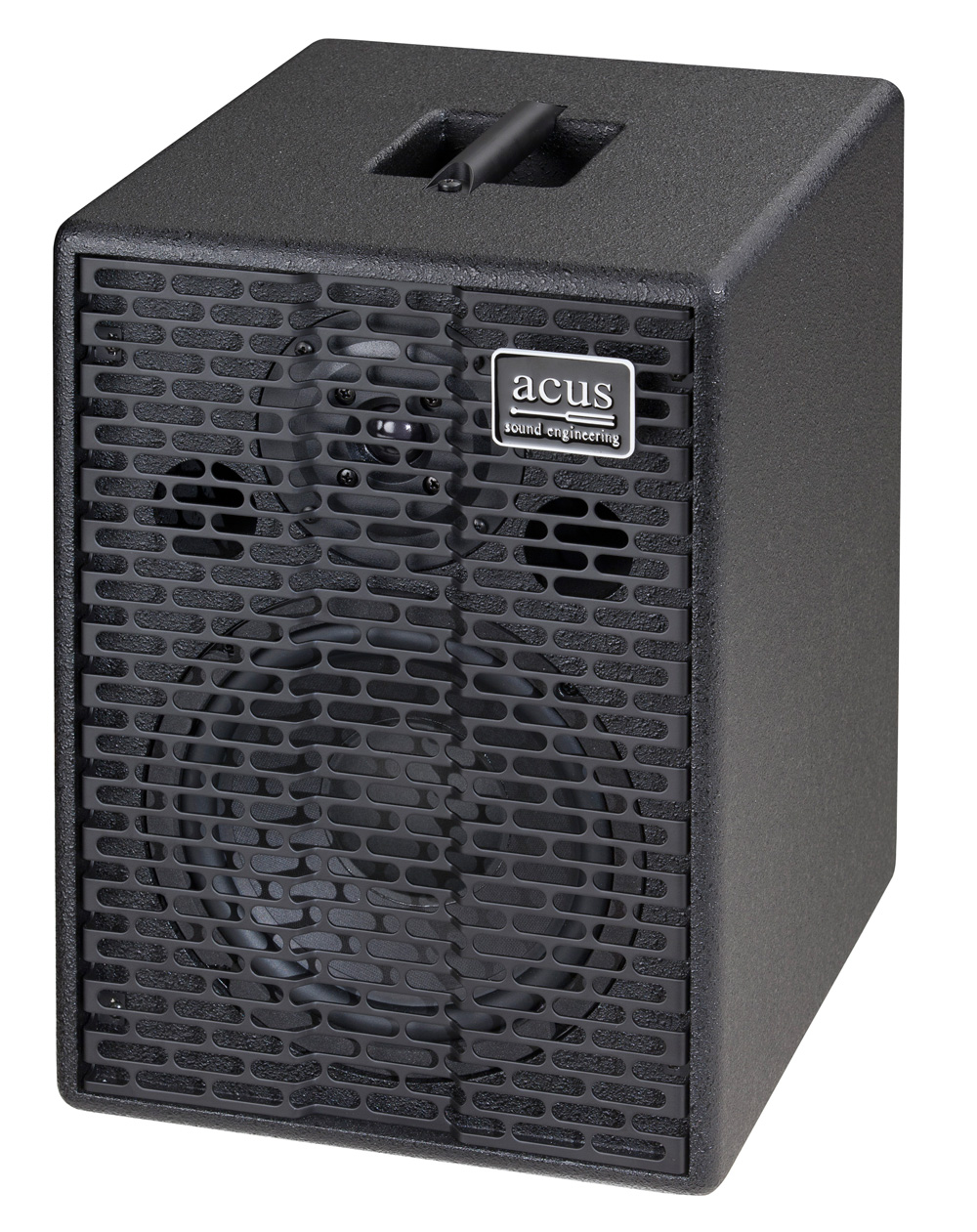 Image of   Acus One4All allround instrument forstærker 200W, Sort