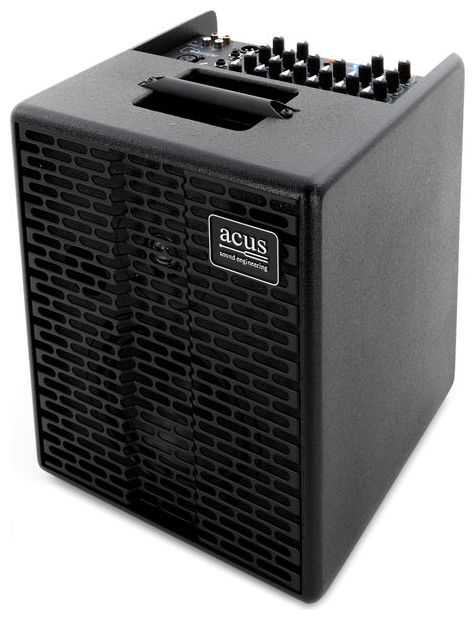 Image of   Acus One For Strings 6T, 130 W, Sort